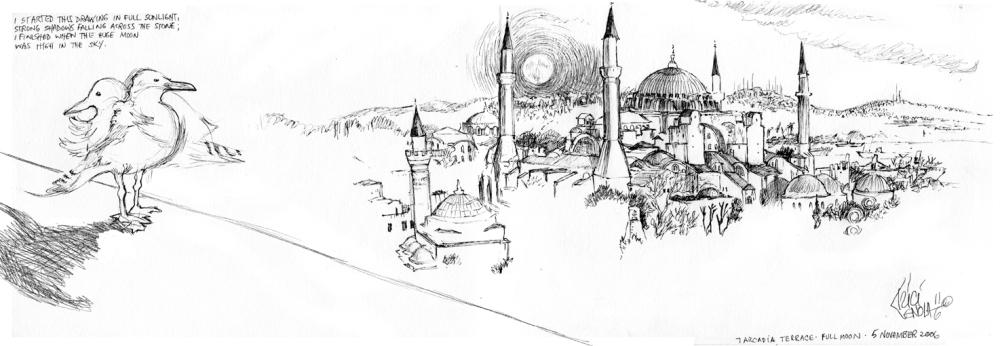 Hagia Sophia Agape (5/6)