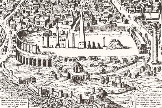 Hippodrome-Constantiople-Sultanahmet-Square-Old-Istanbul