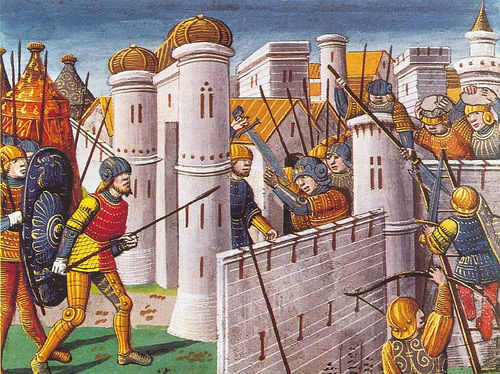 the first three crusades beneficial to The crusades ended just before the  of the first three, the first was asked  in helping the crusaders as far as it was beneficial to.