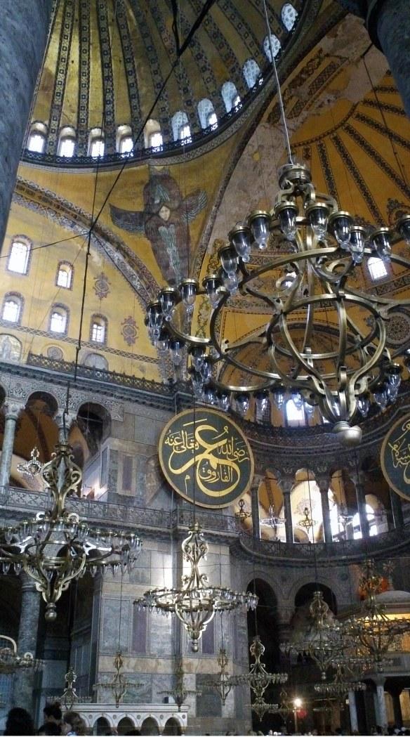 Ayasofya Angel photo