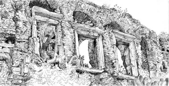 Boukoleon Portals ©2011 Trici Venola