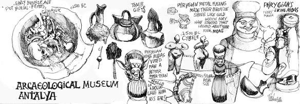 Antalya Museum Intro