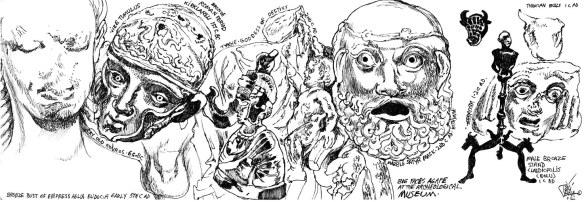 Big Faces Agape
