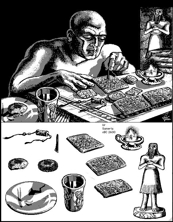 Overtime in Sumeria