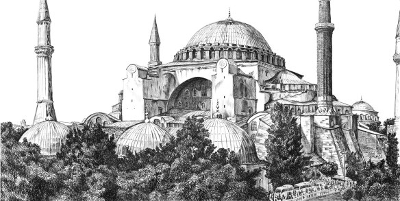 Hagia Sophia Agape