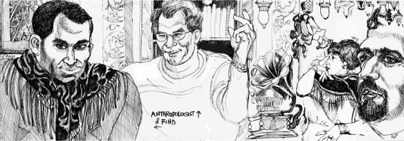 Anthropologist & Find ©2000 Trici Venola