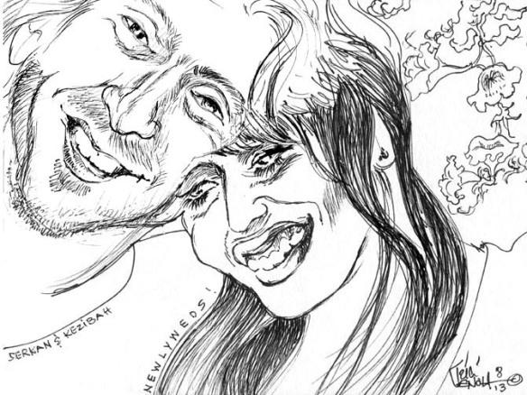 Newlyweds Merged 2013 Trici Venola