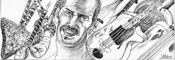 The Music Maker  ©2013 Trici Venola