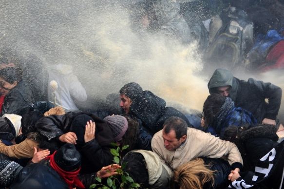 Berkin Elvan Riots 2