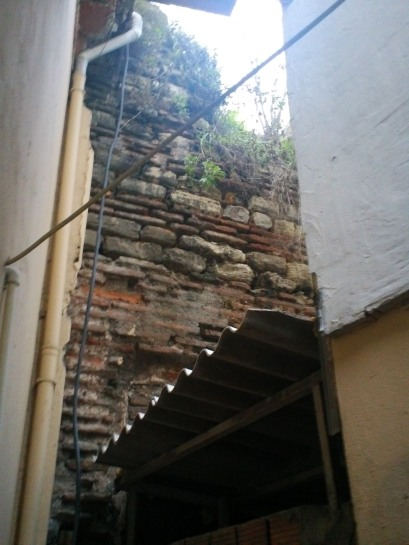 Original Wall Ground
