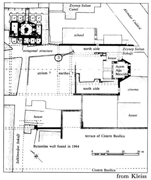 Panagia floorplan