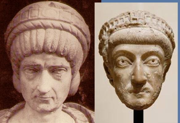 Pulcheria and Theodosius II