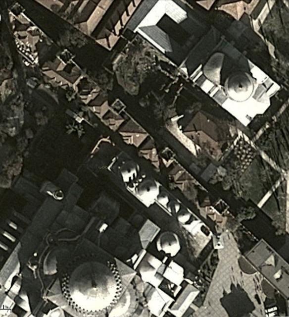 Sampson Site Satellite Shot